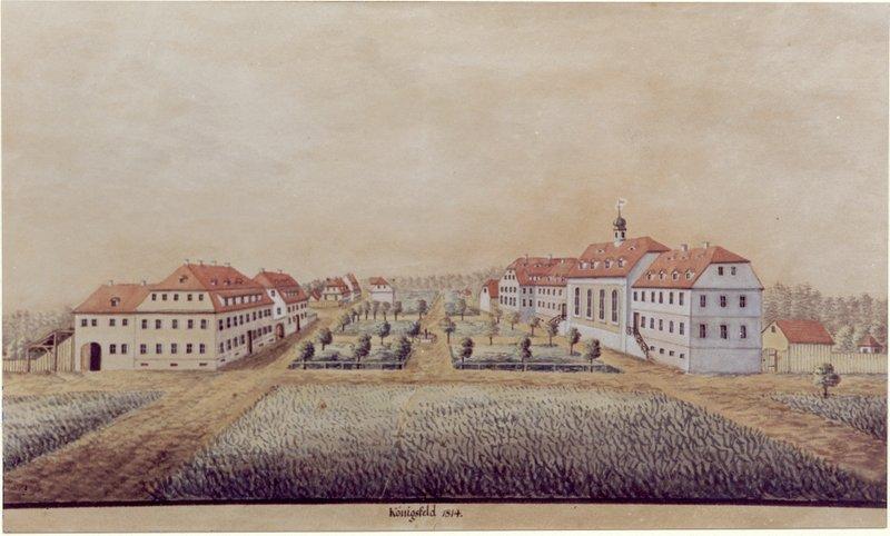 Königsfeld 1814
