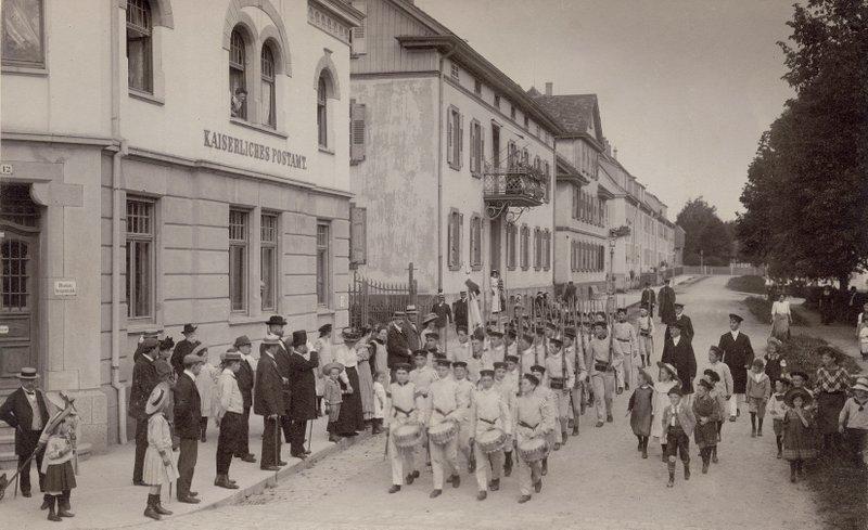 Königsfelder Regiment 1910