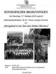 Plakat Drittes Reich